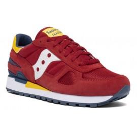 Saucony Shadow Original Red/Yellow/Blue Uomo-Giuglar Shop