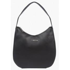 Calvin Klein Hobo Ck Borsa Luna Ecopelle  Nera-Giuglar Shop