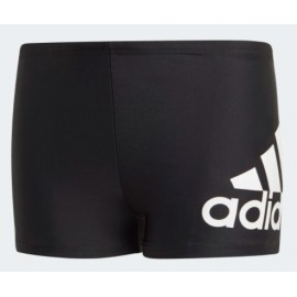 Adidas Junior Yb Bos Brief Parigamba Nero Logo Bia Junior Bimbo-Giuglar Shop