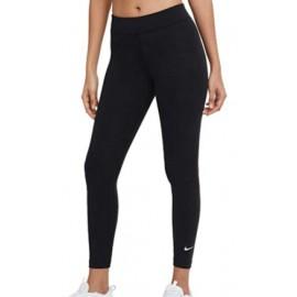 Nike W Nsw Essntl Leggings 7/8 Cotone Nero Donna-Giuglar Shop