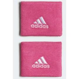 Adidas Tennis Wb S Coppia Polsini Pique Rosa