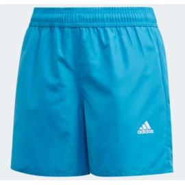 Adidas Junior Yb Bos Shorts Boxer Mare Azzurro Junior Bimbo-Giuglar Shop