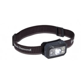 Black Diamond Storm Graphite Lampada Frontale 400 Lumen-Giuglar Shop