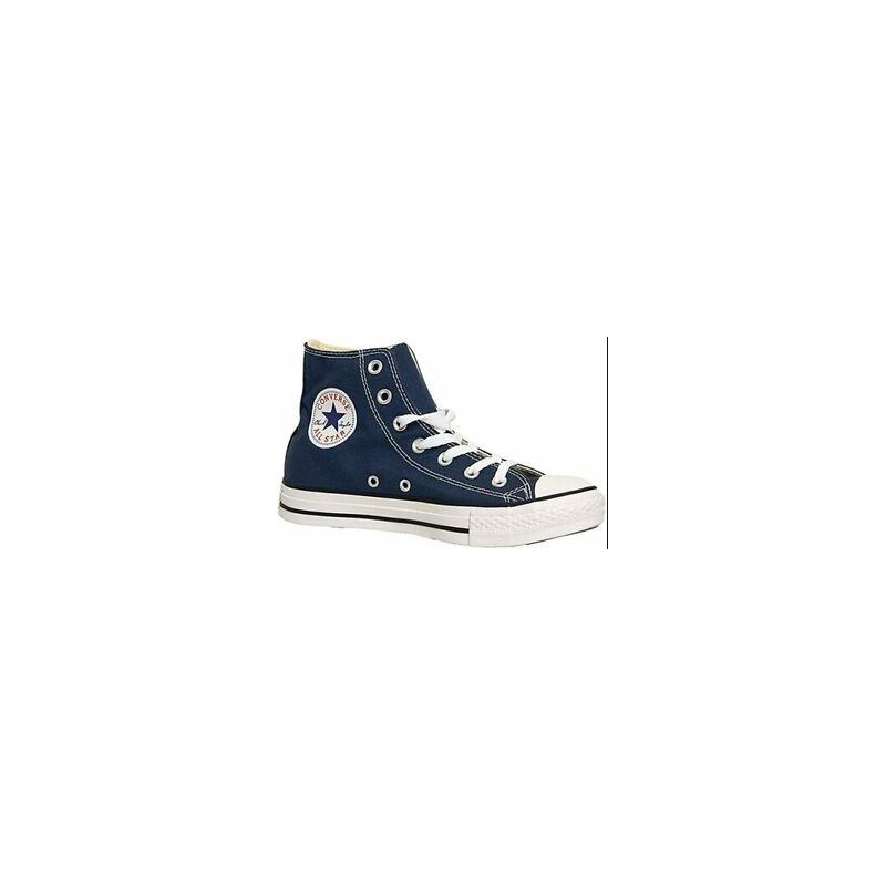 Converse All Star Hi Navy Canvas Alta Blu-Giuglar Shop