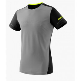 Dynafit Alpine M S/S T-Shirt M/M Grigia/Nera Uomo-Giuglar Shop