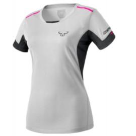 Dynafit Vert 2 W S/S T-Shirt M/M Ghiaccio/Nera Donna-Giuglar Shop