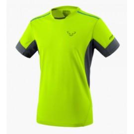 Dynafit Vert 2 M S/S T-Shirt M/M Giallo Fluo Uomo-Giuglar Shop