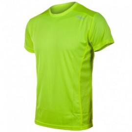 Joluvi T-Shirt M/M Gialla Fluo Uomo - Giuglar Sport
