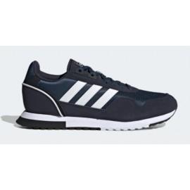 Adidas 8K 2020 Blu Navy/Bianco Uomo-Giuglar Shop