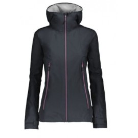 Cmp Woman Fix Hood Jacket...