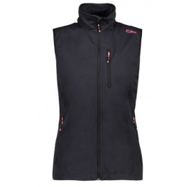 Woman Vest Gilet Softshell...