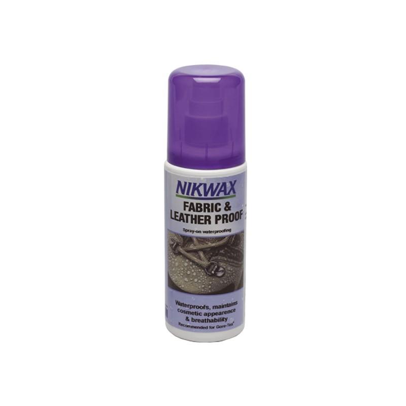 Nikwax Impermeabilizzante Spray Per Tessuto E Pelle-Giuglar Shop