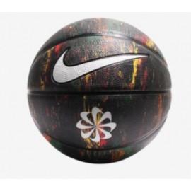 Nike Option Access Basket Revival Mt/Wh/Bk Pallone Nero/Multicolor-Giuglar Shop