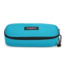 Eastpak Oval Single Pool Blue Portapenne Turchese-Giuglar Shop