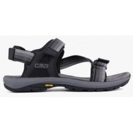 Cmp Ancha Hiking Sandal Nero/Grigio Uomo-Giuglar Shop