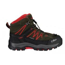 Cmp Kids Rigel Mid Trekking Shoes Wp Loden Ferrari-Giuglar Shop