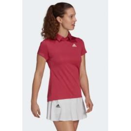 Adidas H.Rdy Polo W Tennis Rosa Antico Donna-Giuglar Shop