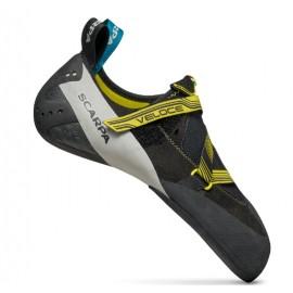 Scarpa Veloce Black/Yellow Uomo-Giuglar Shop