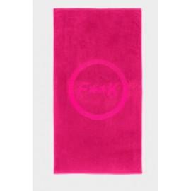 Effek Beach Towel Telo Spugna Fuxia-Giuglar Shop