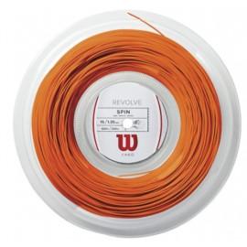 Wilson Revolve 16 Reel Orange Matassa Corda Tennis 200M 1.30Mm-Giuglar Shop