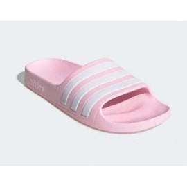Adidas Junior Adilette Aqua K Ciabatta Rosa Fascione Junior-Giuglar Shop
