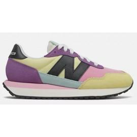 New Balance 237 Rosa/Gialla/Azzurra Donna-Giuglar Shop