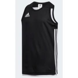 Adidas Junior 3G Spee Rev Jrs Canotta Trafor Basket Nera 3S Bia Junior Bimbo-Giuglar Shop