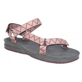 Lizard Liz Sandal Creek Iv Zig Blush Pink Donna-Giuglar Shop