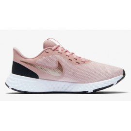Wmns Nike Revolution 5 Barely Rose/Metallic Red Bronze Donna-Giuglar Shop