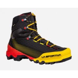 La Sportiva Aequilibrium St Gtx Black/Yellow Uomo-Giuglar Shop