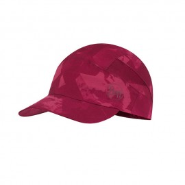 Buff Pack Trek Cap Protea Deep Pink Cappellino Ultralight Packable - Giuglar Shop