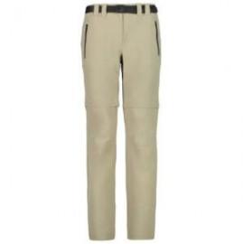 Cmp Woman Pant Zip Off Pantalone Donna - Giuglar Shop