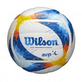 Wilson Avp Splatter Vb Pallone Beach Volley - Giuglar Shop
