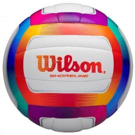 Wilson Shoreline Vb Multi Color Pallone Beach Volley - Giuglar Shop