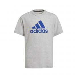 Adidas Junior B Bos Sum Tee T-Shirt Blu Junior - Giuglar Shop