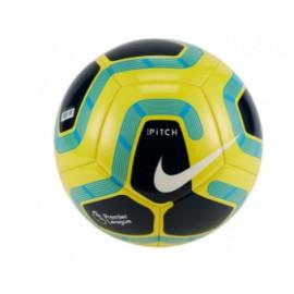 Nike Pl Nk Ptch-Fa19 Opti Yellow/Obsidian Pallone Premiere League-Giuglar Shop