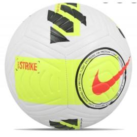 Nike Nk Strk - Fa21 White/Volt/Bright Crimson Pallone-Giuglar Shop