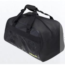 Head Extreme Nite Court Bag Nero/Giallo Fluo-Giuglar Shop