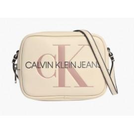 Calvin Klein Accessori Sculpted Camera Bag Mono Muslin Borsetta Cipria-Giuglar Shop