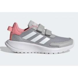 Adidas Junior Tensaur Run C Grigio/Rosa Junior-Giuglar Shop