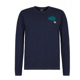 E9 Diego Ocean Blue T-Shirt...