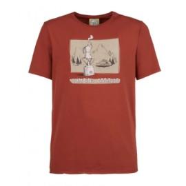 E9 Caffè Russet T-Shirt M/M...