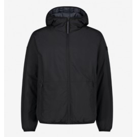 Cmp Man Reverse Jacket Fix Hood Giacca Reversibile Uomo - Giuglar Shop