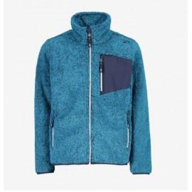 Cmp Kid Jacket Pile Orsetto Ottanio Junior Bimbo - Giuglar Shop