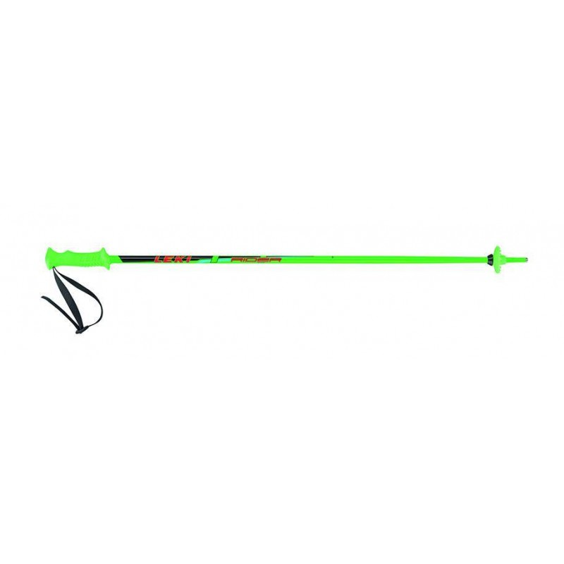 Leki Rider Jr Neon Green