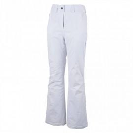 Woman Ski Pant Pantalone Sci Bianco Donna