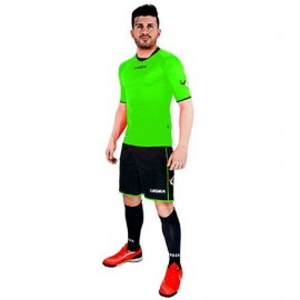 Kit Calcio Cartagena Verde Fluo