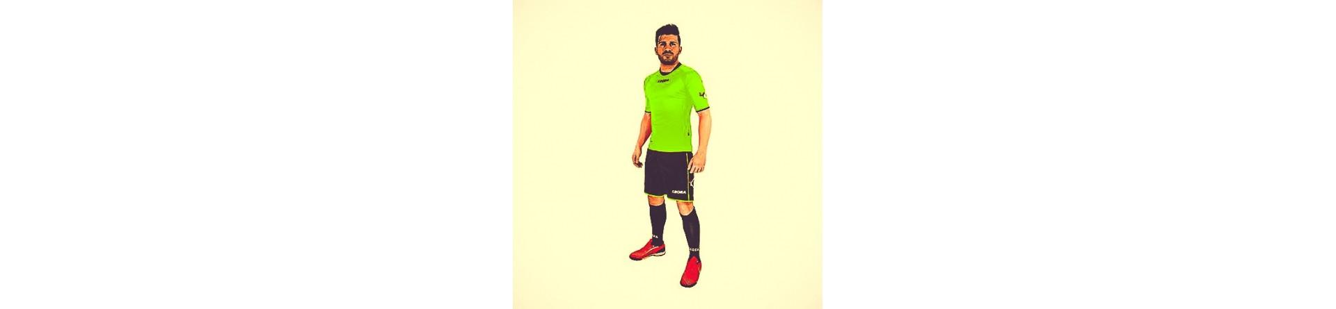 Abbigliamento Calcio | Giuglar Shop