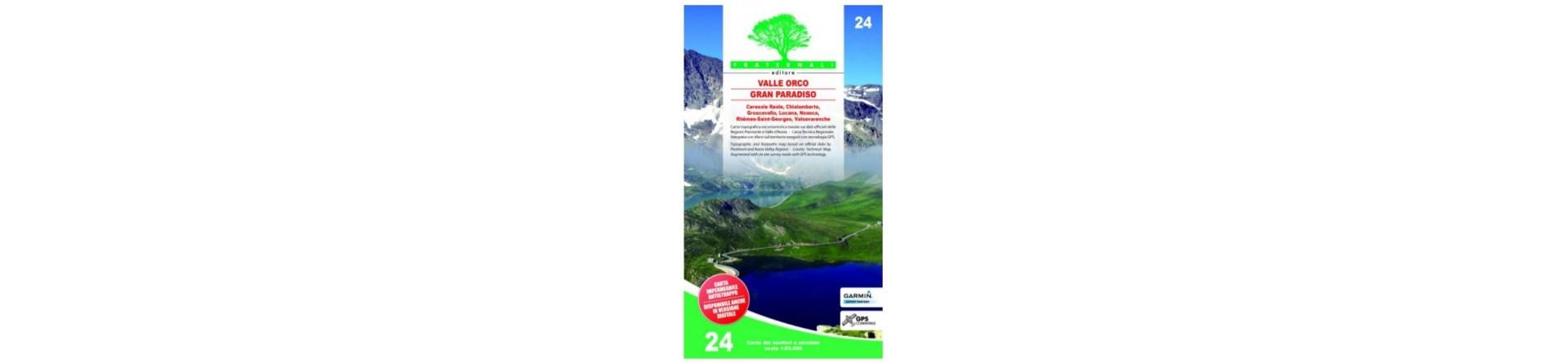 Mappe da Escursionismo | Giuglar Shop