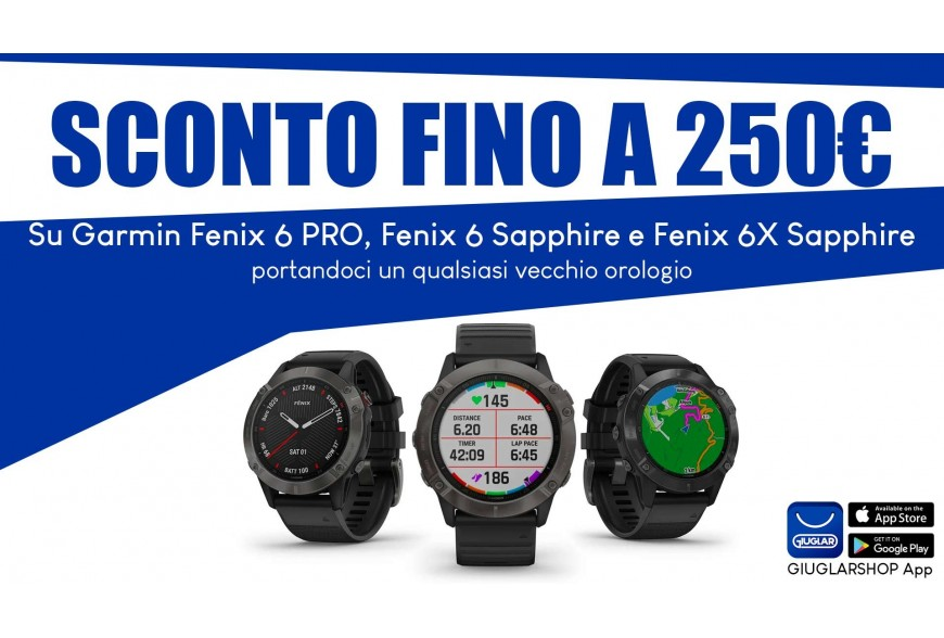 Rottamazione Garmin Fenix 2020 al via!